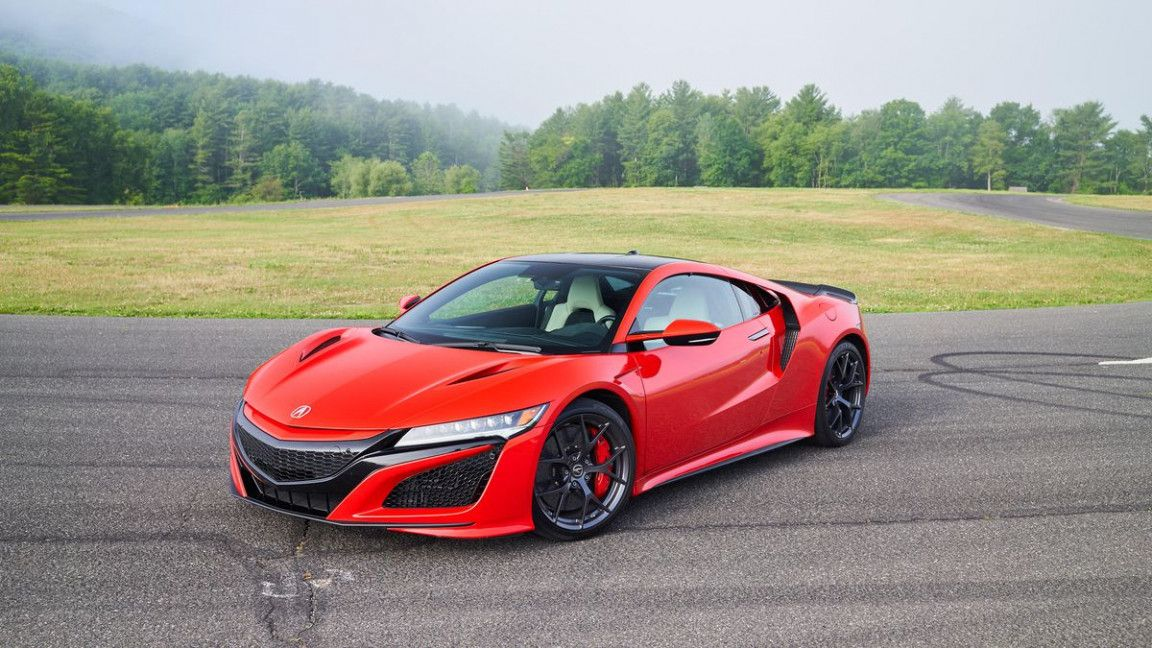 15++ 2021 acura nsx for sale best