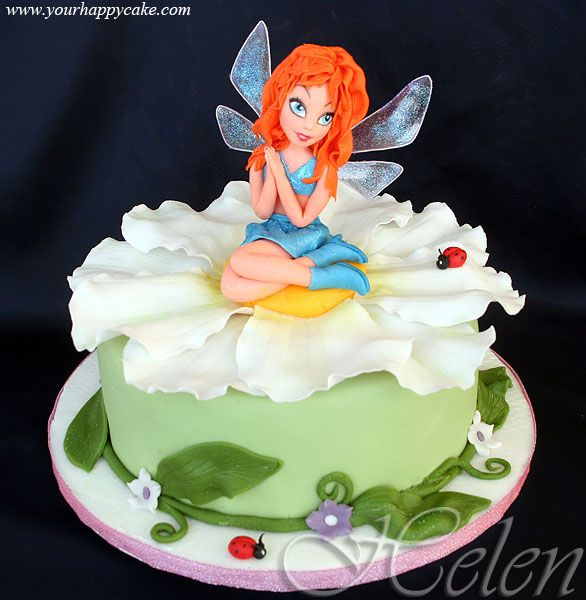 Cake Design Winx : Winx Bloom cake Great cakes Pinterest Cake, Cake ...