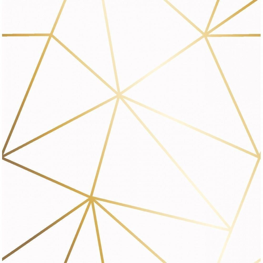 The Product Code For This Wallpaper Is Ilw980110 Wallpaper Borders From I Love Wallpaper In Metallic Wallpaper White And Gold Wallpaper White And Gold Decor