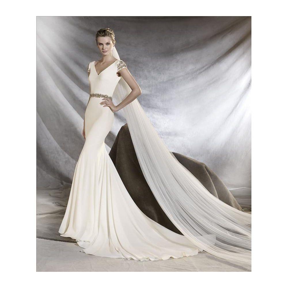 Pronovias pronovias collection orville wedding dress best wedding