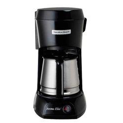 Avm Enterprises Inc Hamilton Beach 4 Cup Coffeemaker W Stainless Steel Carafe Coffee Maker Commercial Coffee Makers Coffee Maker Accessories Coffee maker with stainless steel carafe