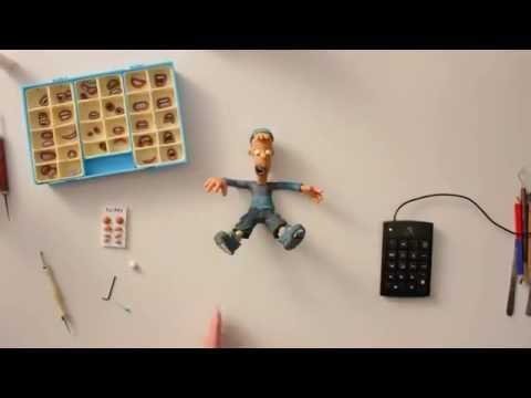 Making FLIPPY. Discover the magic of the stop motion animation ...