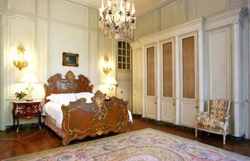 French Chateau Rental Paris Castle