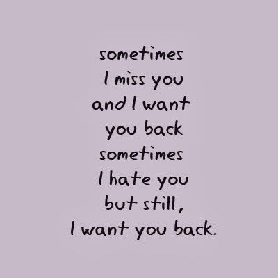 I Want You Back Ohhh So Truewhat I Wouldnt Do For You Haha