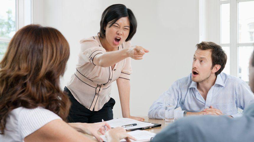 Emotionsmanagement: So vermeiden Sie Gefühlsausbrüche im Büro - SPIEGEL ONLINE - Nachrichten - KarriereSPIEGEL