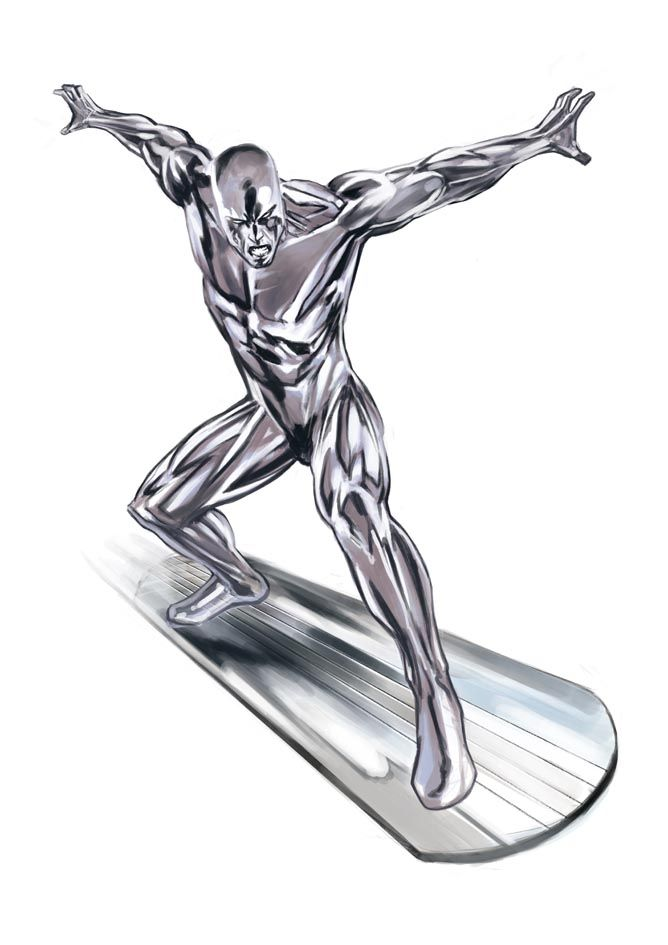 Silver Surfer - thesilvabrothers.deviantart.com