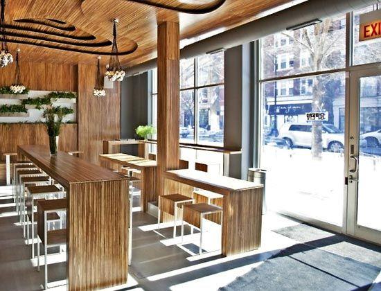 CAFE Coffee Shop Interior Lighting Design Ideas