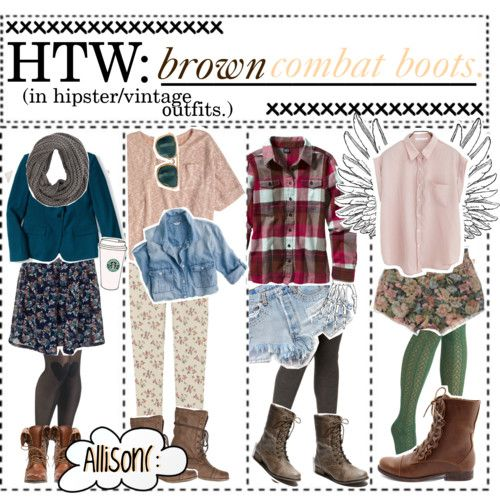 cutenfit.com cute outfits with combat boots 20 #cuteoutfits ...