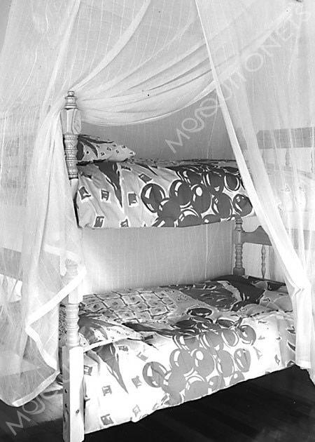 Cotton Mosquito Net Box SINGLE-TWIN In 2020