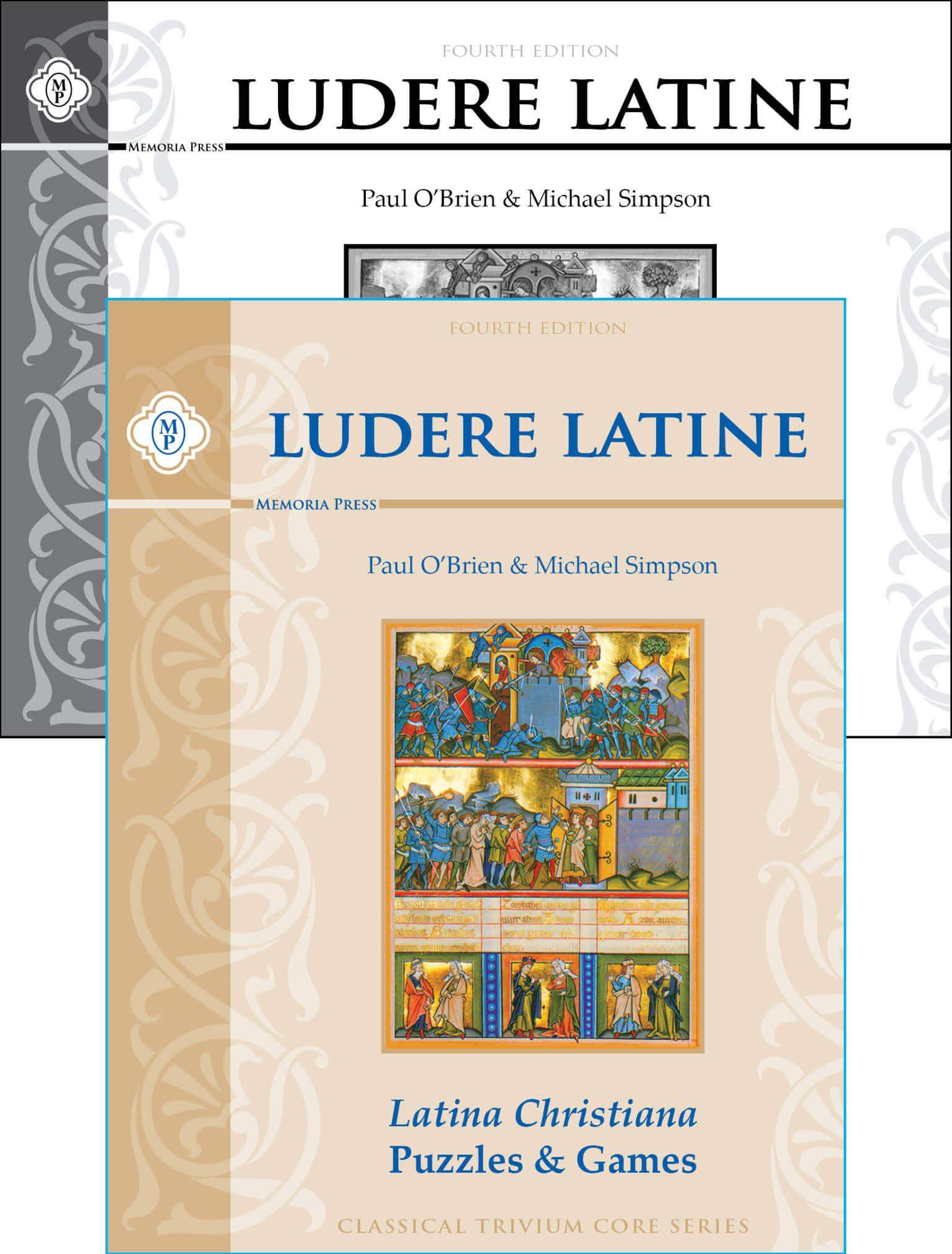 Ludere Latine I Set