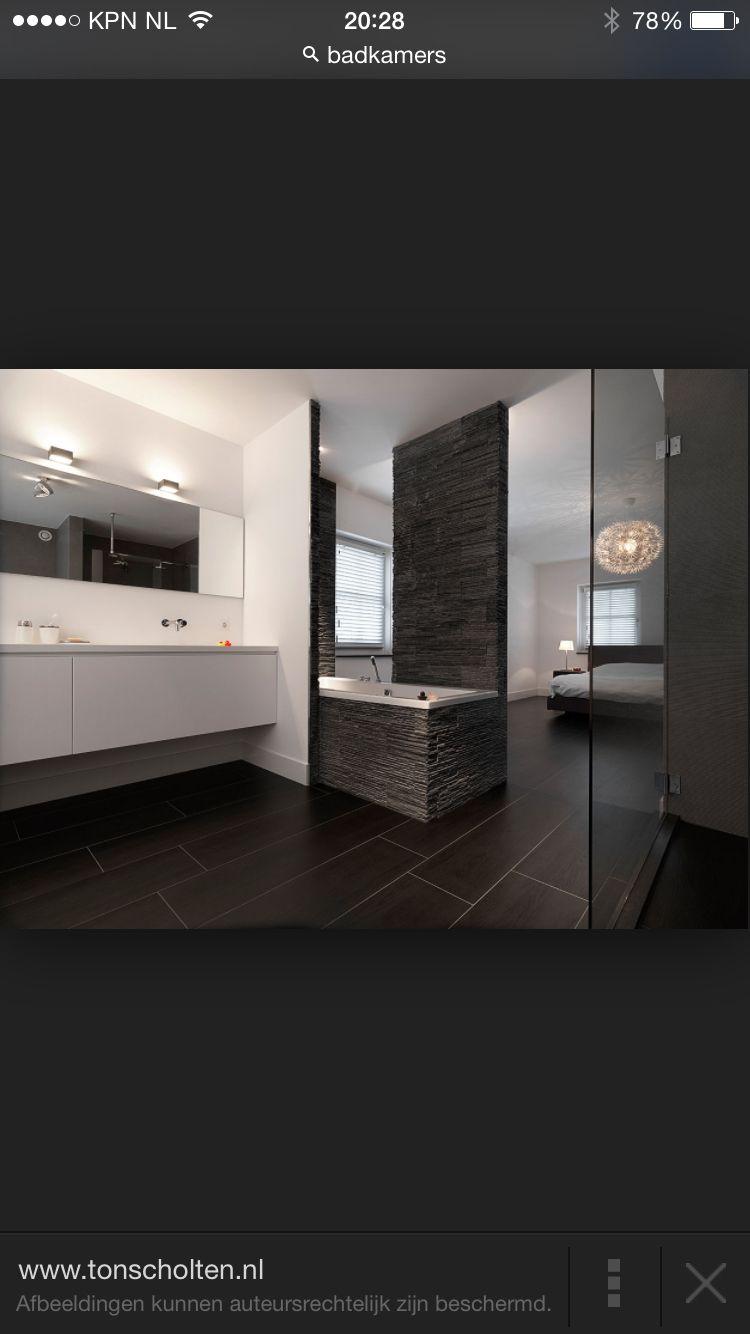 tegelwand badkamer bed bath beyond pinterest