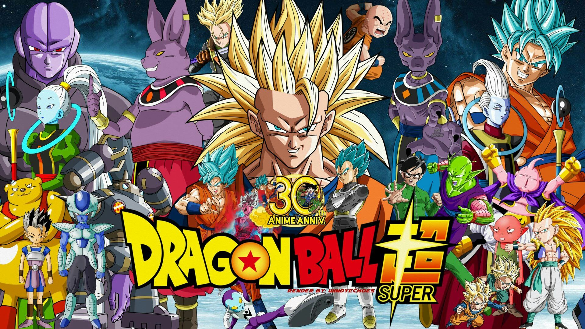Pin By Pikachu On Dragon Ball Dragon Ball Super Wallpapers