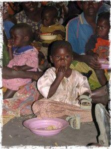 Food for Kidz feeding children