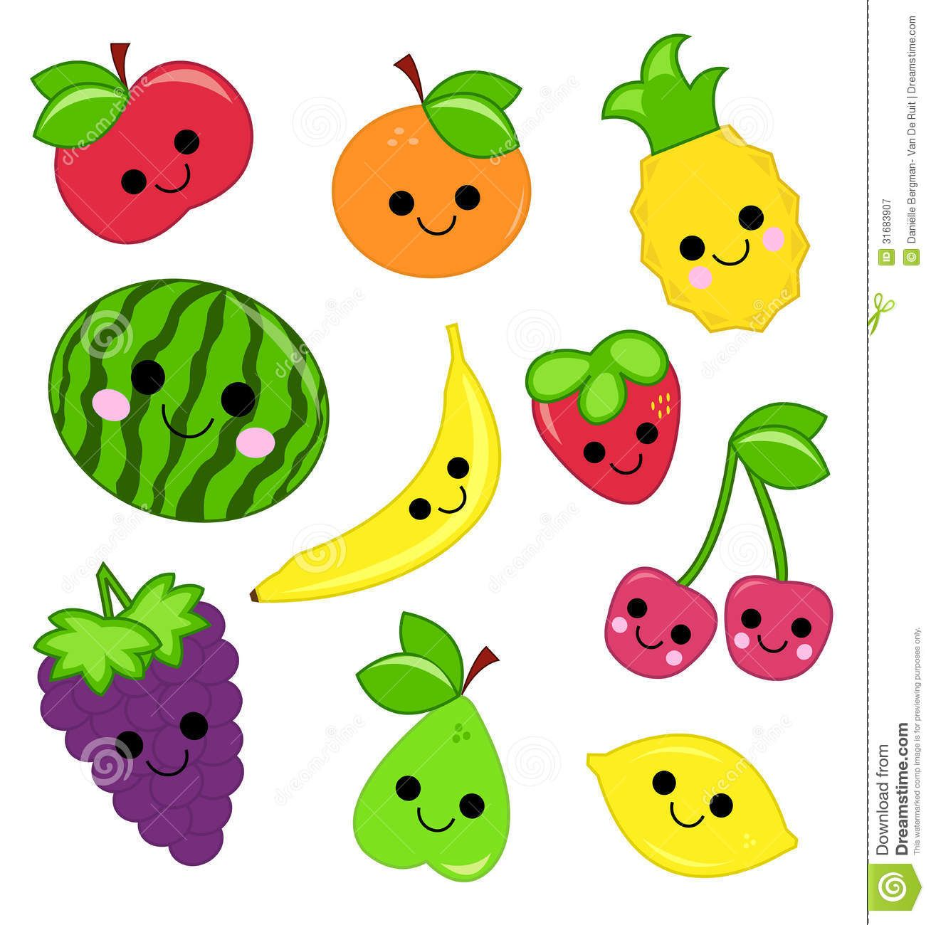 cute fruit pictures - Google Search | Manualidades, Frutas ...