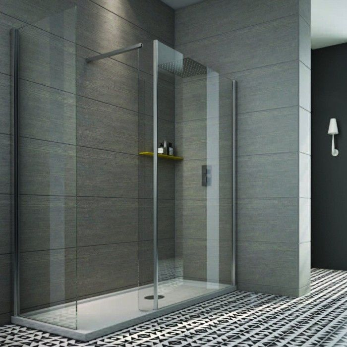 Super modern shower bathroom pinterest modern shower for Bathroom enclosure designs