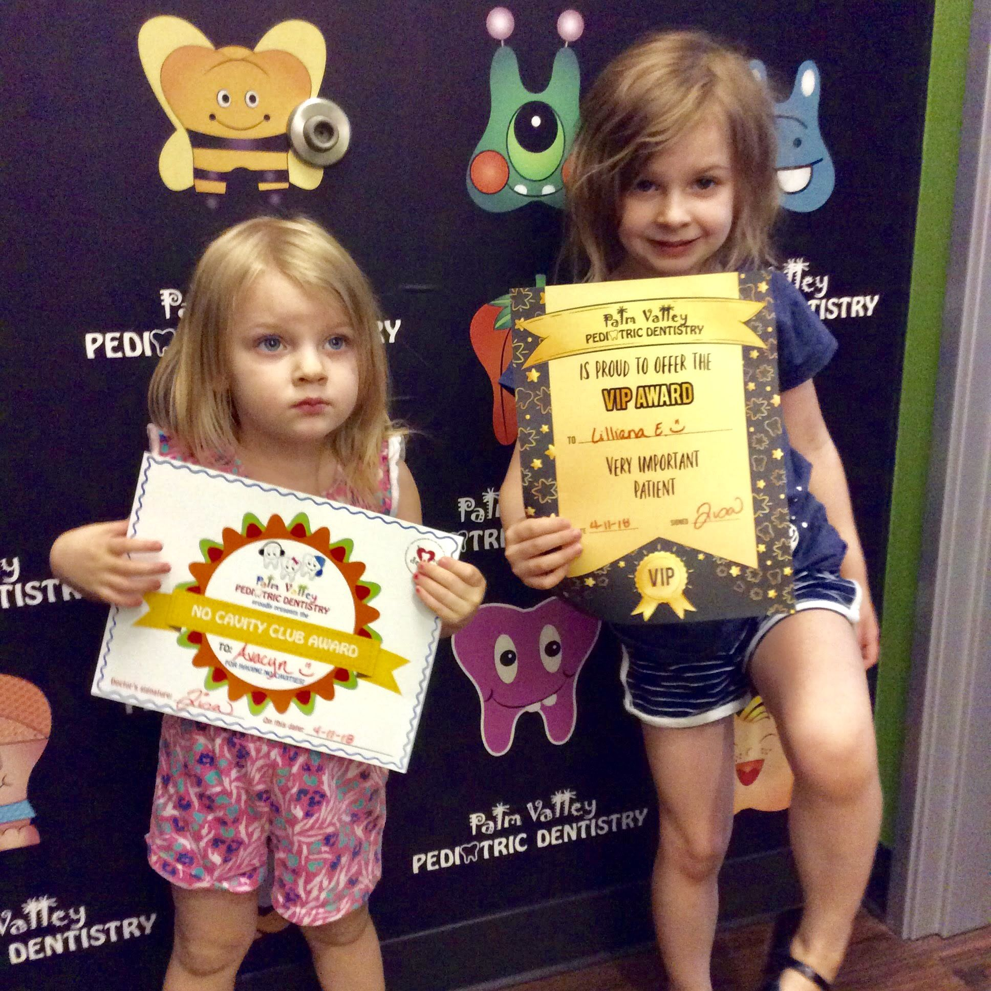 At pvpd palm valley pediatric dentistry our goal is to