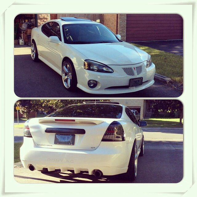 07 Grand Prix Gt Supercharged