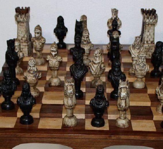 """Шахматы  -  """" Воины """""""