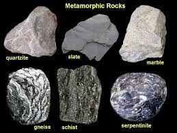 Kinds Of Metamorphic Rocks 08302017 Geology Soil