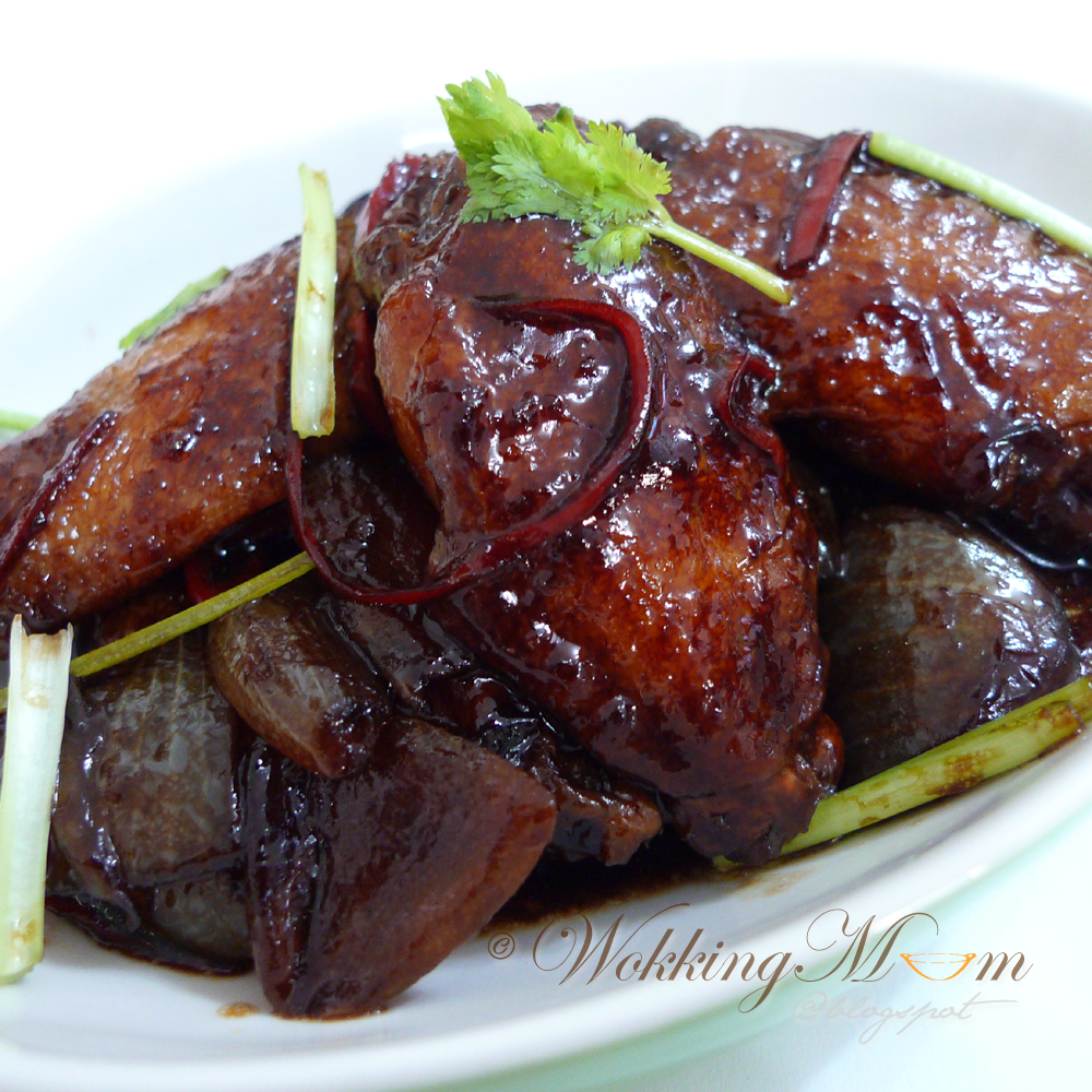 Lets get wokking dark soy sauce chicken singapore food recipes lets get wokking dark soy sauce chicken singapore food blog on forumfinder Image collections