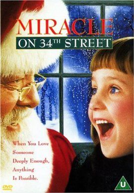 My Favorite Christmas Movie Best Christmas Movies Miracle On 34th Street Christmas Movies