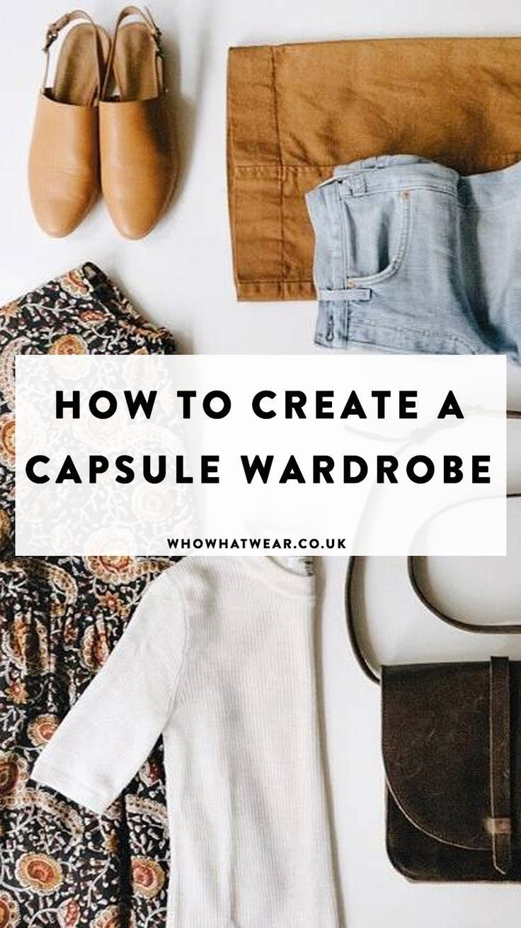 How to Build a Capsule Wardrobe That Will Last a Lifetime. Click here
