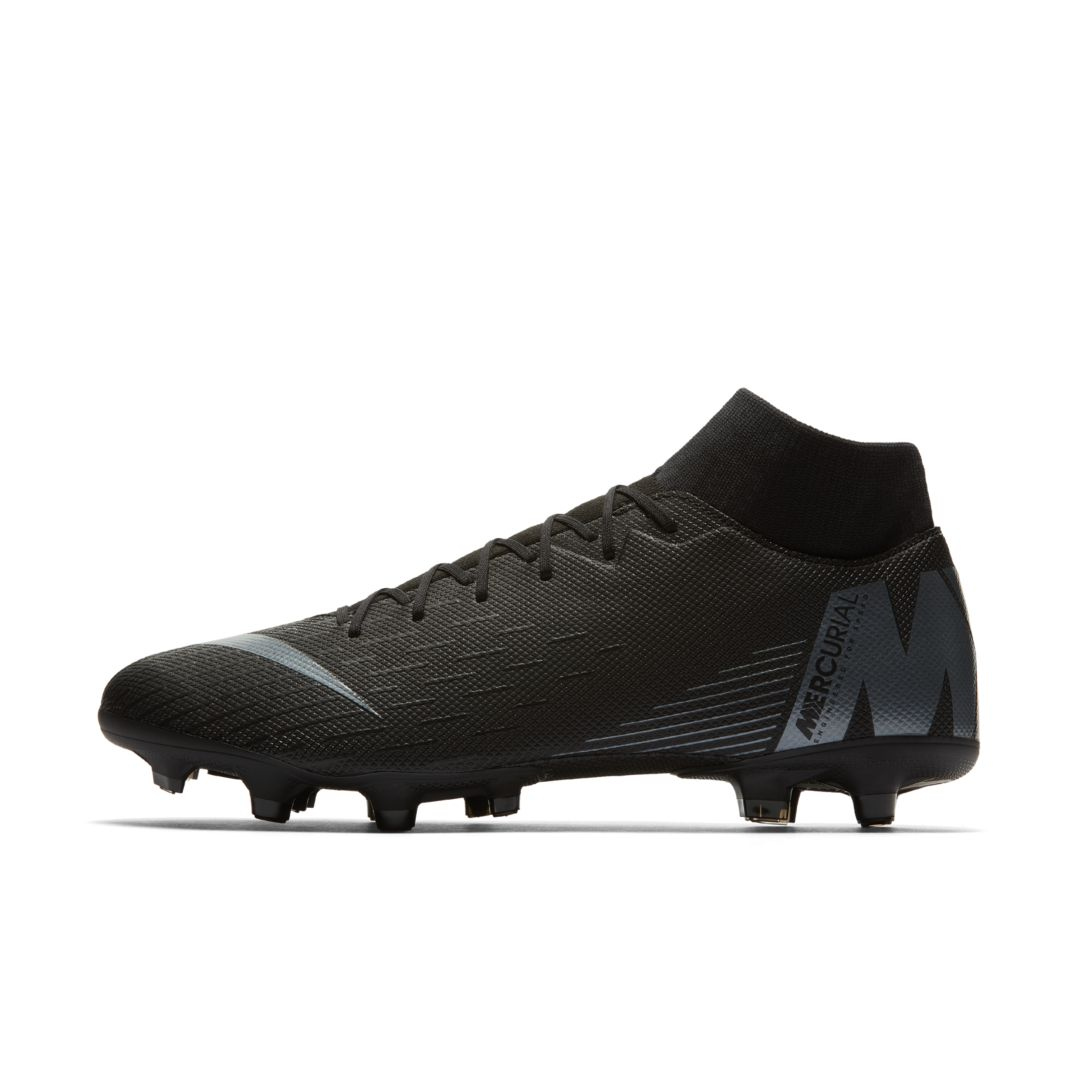 e0878f41e7f4 Nike Mercurial Superfly 6 Academy MG Multi-Ground Soccer Cleat Size 11  (Black)