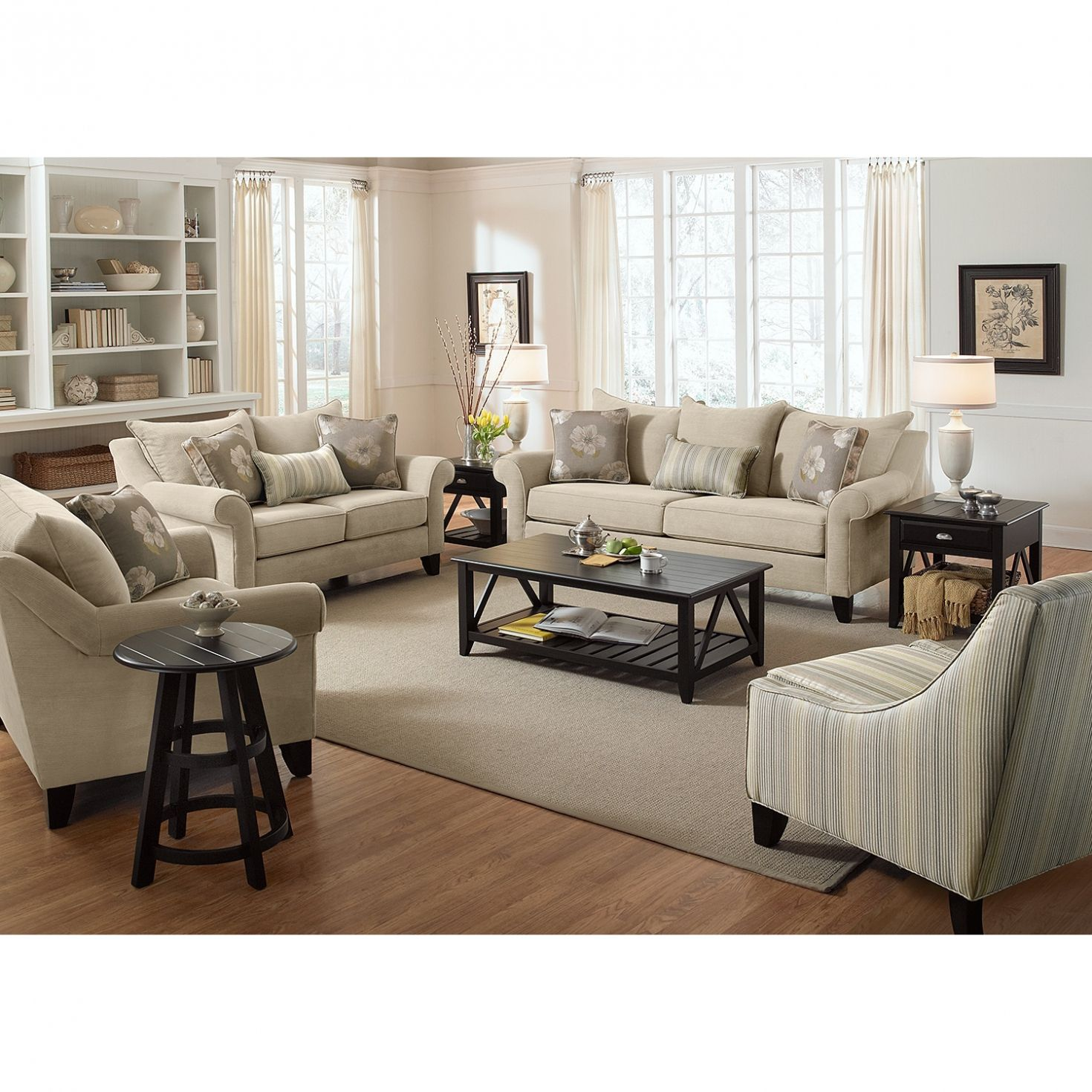 11 Smart Designs Of How To Make 3 Piece Living Room Set Cheap In 2021 Furniture City Living Room Value City Furniture