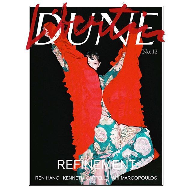 """Shoot with Rila Fukushima for Libertin Dune magazine"" by renhangrenhang"