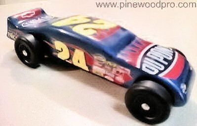 Pictures Of Pinewood Derby Cars
