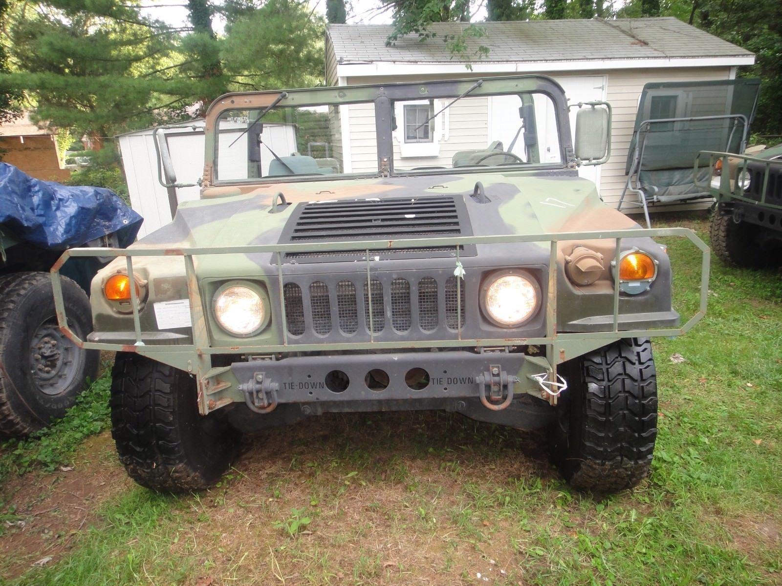 cool Amazing 1993 Hummer H1 1993 Hummer H1 Humvee 2017 2018 Check