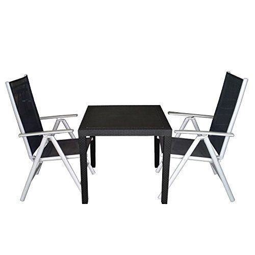 http://ift.tt/1JfIOuX 3tlg Balkonmöbel Set Sitzgruppe Vollkunststoff ...