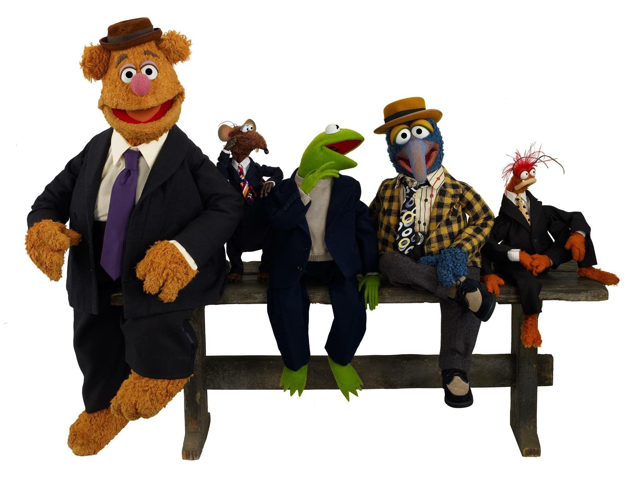 Pin on Muppet Mayhem