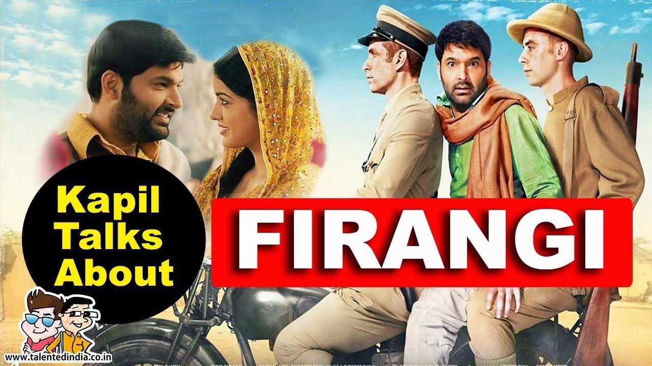 Kapil Sharma's Reaction On Firangi Bollywood News