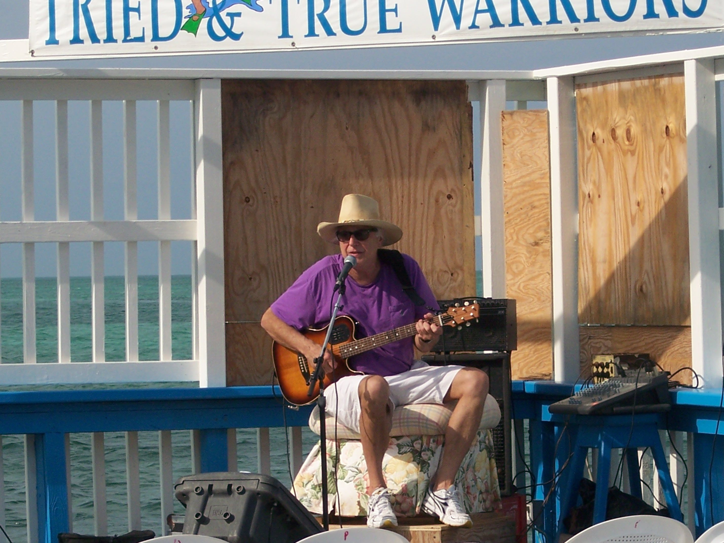 Jerry Jeff Walker In San Pedro On Amber Gris Caye Belize Jerry Jeff Walker Jerry San Pedro