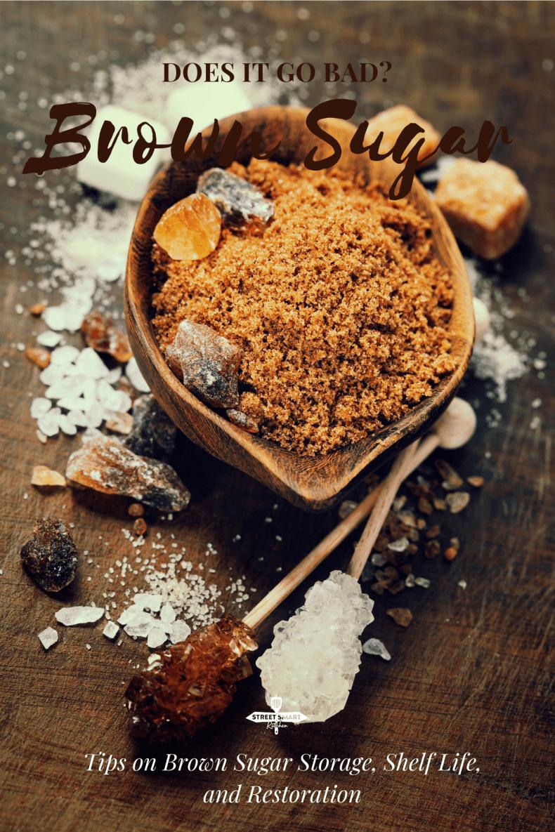 Does Brown Sugar Go Bad Tips On Storage Shelf Life And Restoration Brown Sugar Brown Sugar Salmon Make Brown Sugar