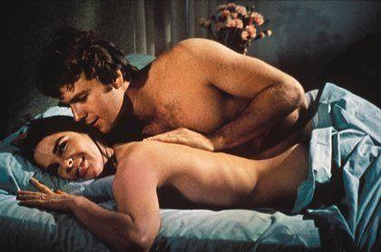 """Love Story"" Ali MacGraw, Ryan O'Neal © 1970 Paramount"