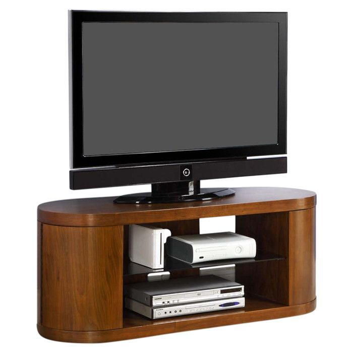 Perfect Jual Curve TV Stand For TVs Up To 42