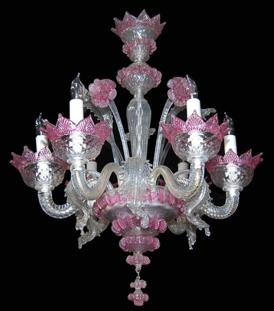 Murano Chandeliers For Sale Antique Venetian Murano Chandelier