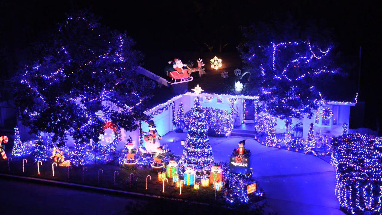 Lights On Display 2014 Christmas Light Show Light Show Christmas Lights