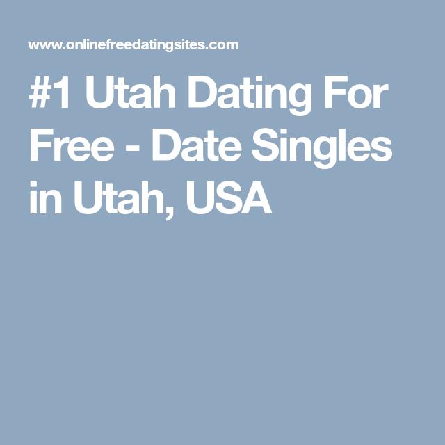 Kostenloses Dating utah