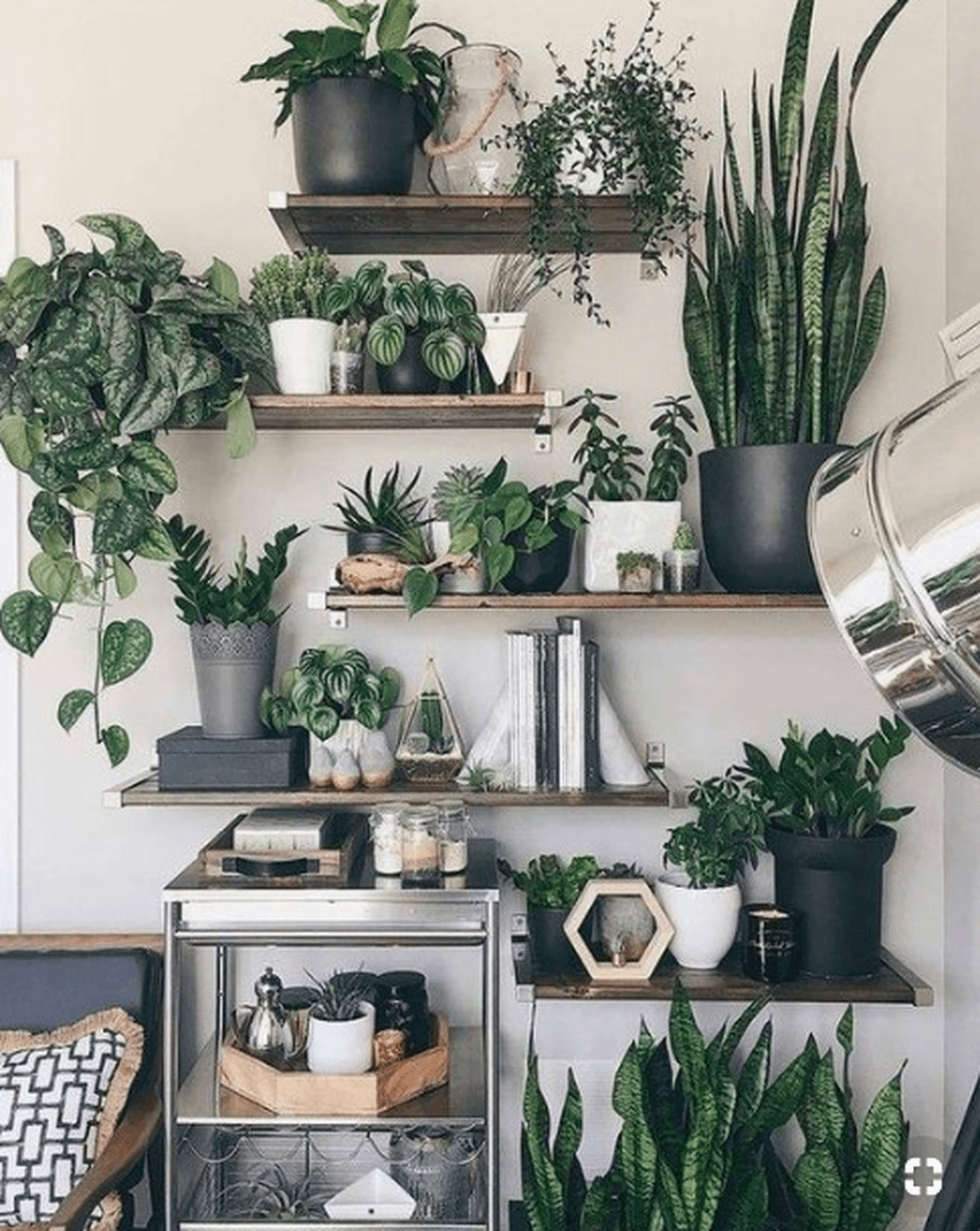 32 The Best Indoor Living Wall Decor Ideas For Your Interior Design Living Room Plants Plant Wall Decor Plant Decor Indoor