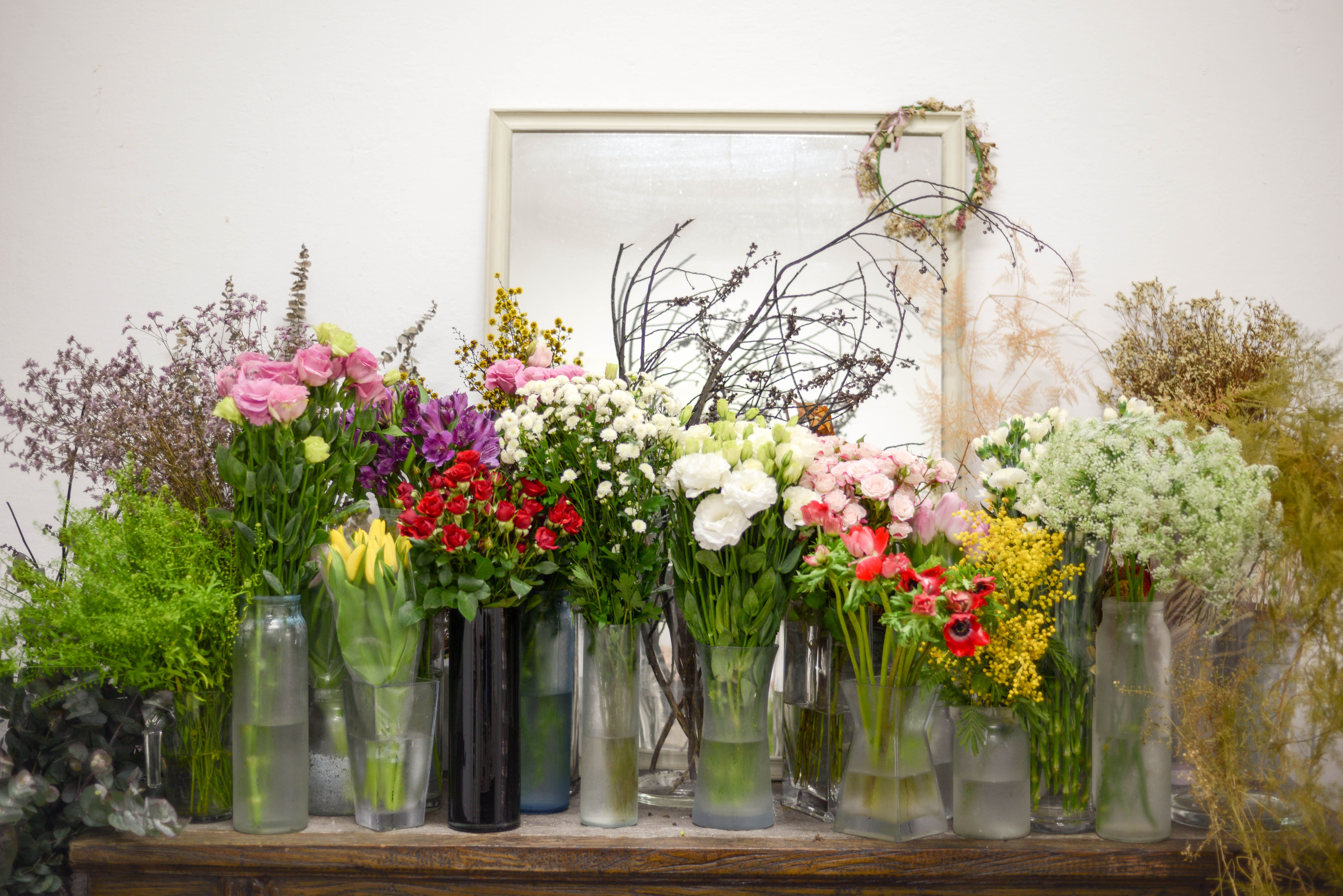 Dance Dance Dance Flower Workshop By Poppy Floral