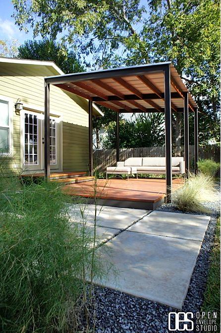 Open Envelope Studio, Austin in 2020 | Backyard, Outdoor