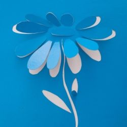 These diy floral paper cut outs are so easy to make crafts these diy floral paper cut outs are so easy to make mightylinksfo