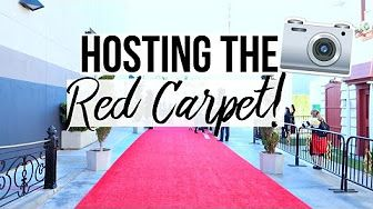 6:11  Behind The Scenes Hosting The Red Carpet + Travel To