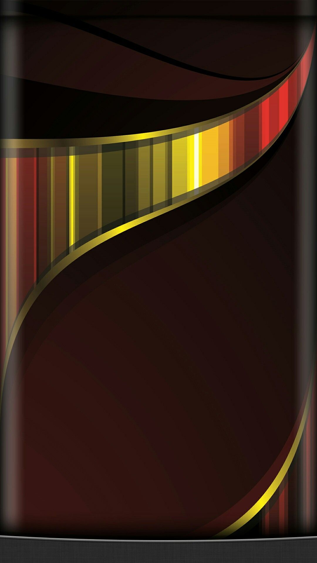 Black and gold Samsung wallpaper Pinterest