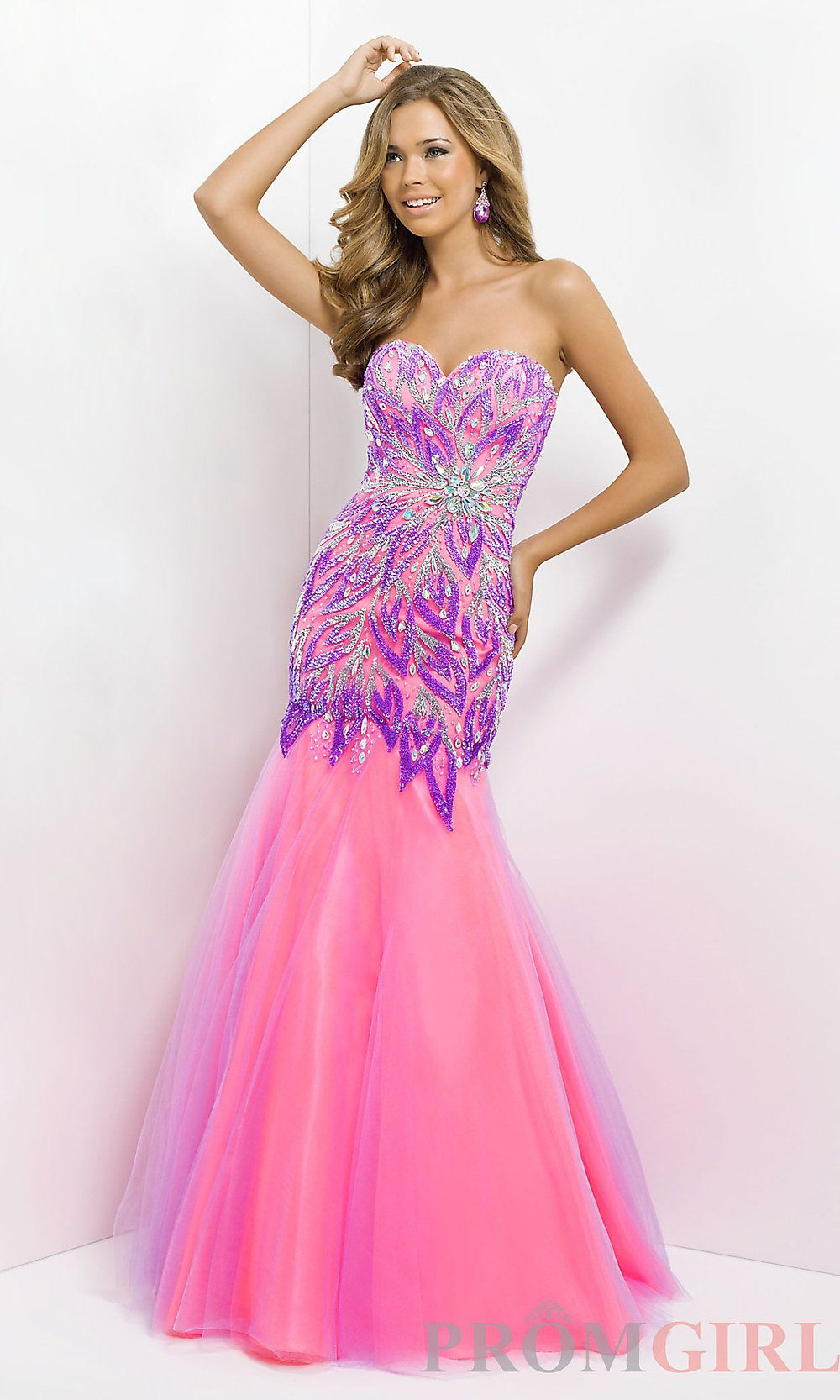 Prom Dresses, Celebrity Dresses, Sexy Evening Gowns - PromGirl: Long ...