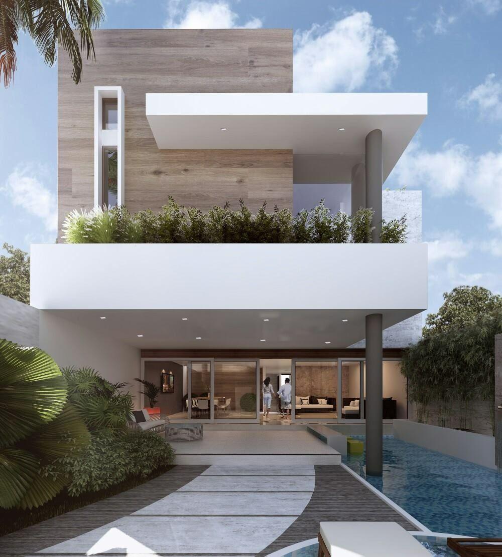 Pin by maria yepez on arquitectura moderna house design for Design casa moderna