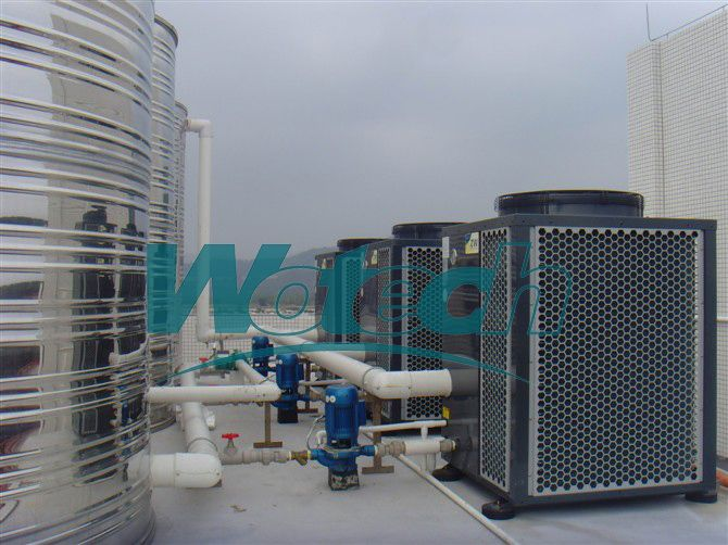 Air Source Heat Pump Heat Pump System Heat Pump Heat Pump